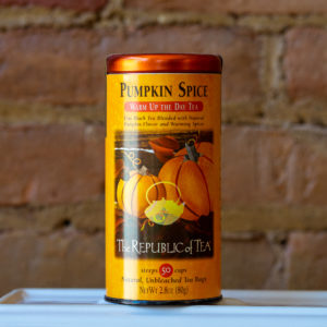 Pumpkin Spice Tea Bags