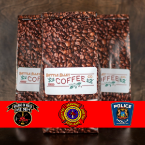 Donate Coffee To First Responders